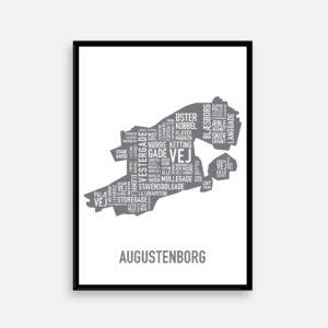 Augustenborg plakat, byplakat