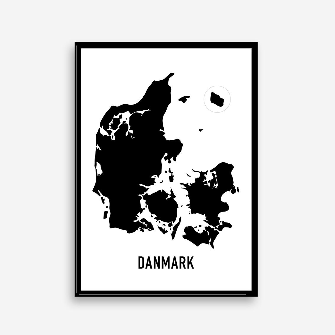 Danmark Plakat Bylilianlund
