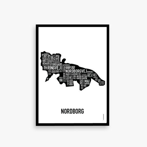 Nordborg byplakat