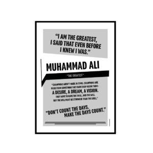 MUHAMMED ALI quotes - de bedste råd fra den bedste